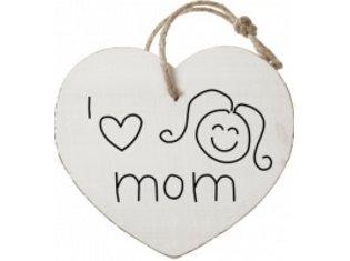 HW I love mom