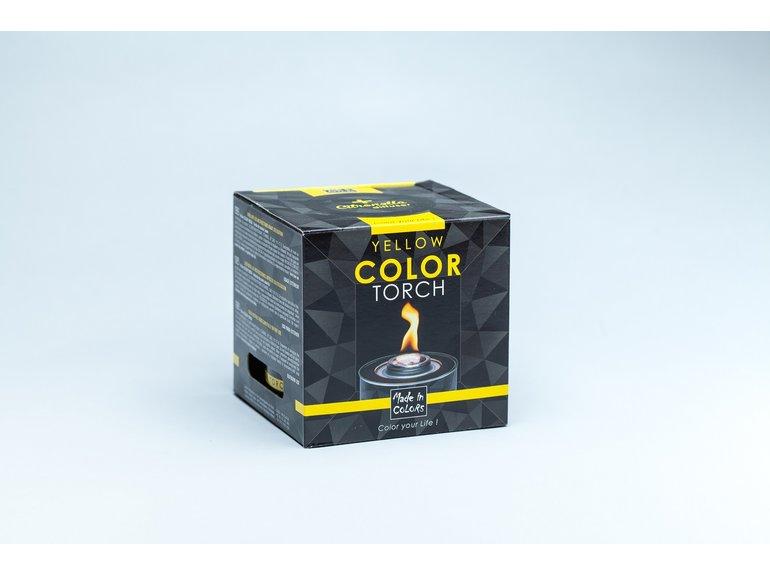 Color Torch 300ml. sfeerbrander Geel