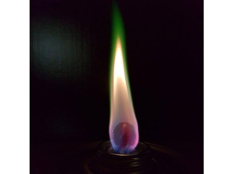 Color Torch 300ml. sfeerbrander Groen/Rood