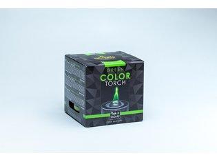 Color Torch 300ml. sfeerbrander Groen