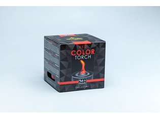 Color Torch 300ml. sfeerbrander Rood