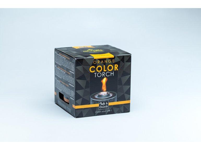 Color Torch 300ml. sfeerbrander Oranje