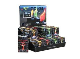 Lege display á 24x Color Torch