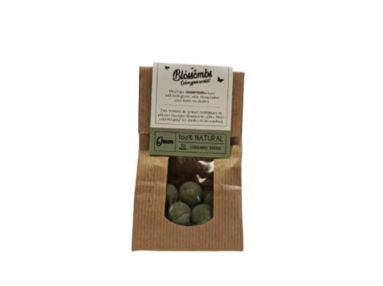 Blossombs Blossombs Kraft Bag 10 - Green