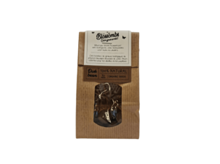 Blossombs Kraft Bag 10 - Dark Brown