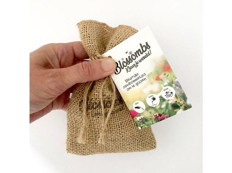 Blossombs Blossombs Jute bag 8