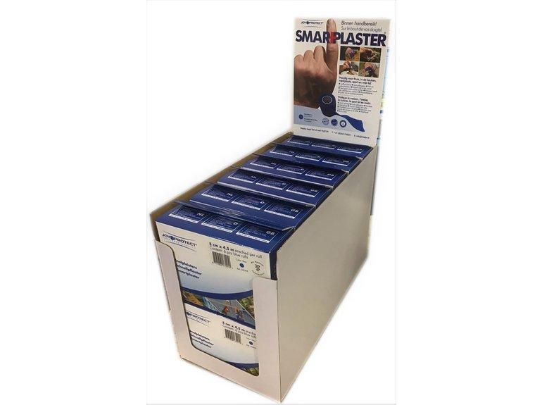 Snelpleister Blauw 5cmx4,5mtr
