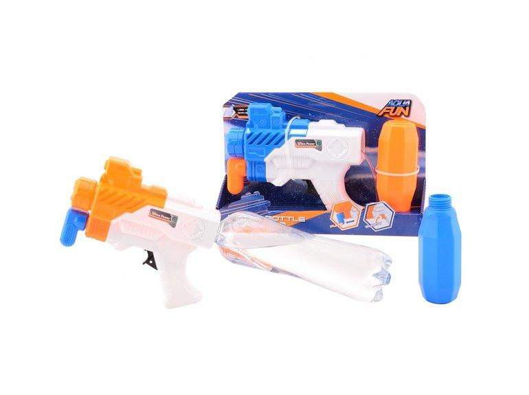 Speelgoed Aqua Fun waterpistool Space bottle shooter 30 cm
