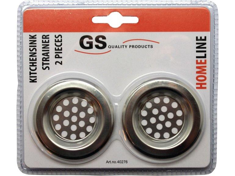 GS Gootsteenzeef 2 stuks