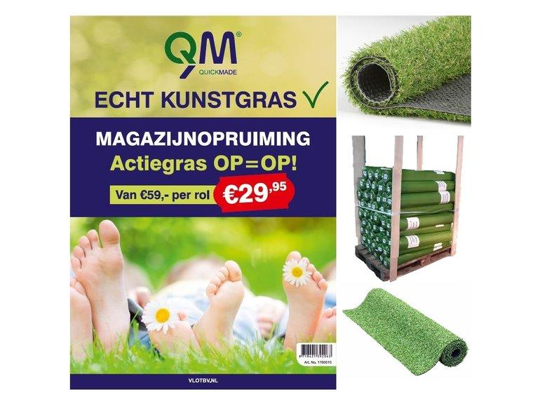 QM QM Kunstgras Actiegras - 29,95