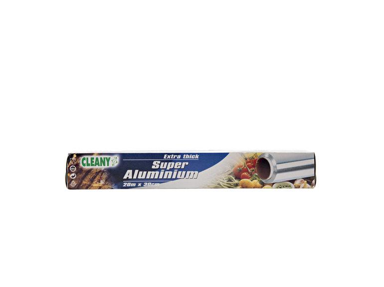 Aluminiumfolie 20 mtr