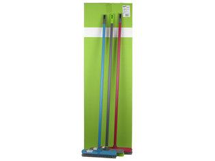 Schrobborstel Twingo + steel 1,20 mtr