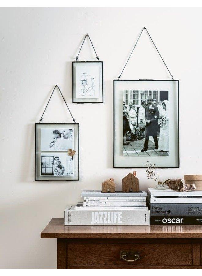 Photo Frame Black A5 22x31 cm