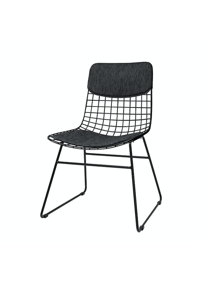 Wire chair comfort kit