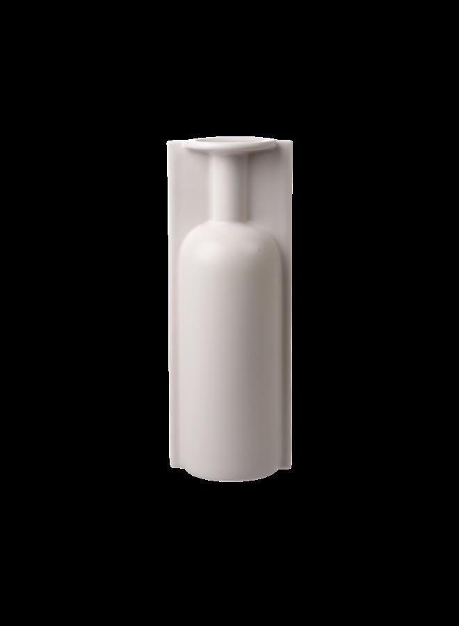 mold shape flower vase l matt skin