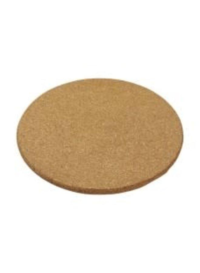 Onderzetter voor pan kurk rond 20 cm x 1 cm