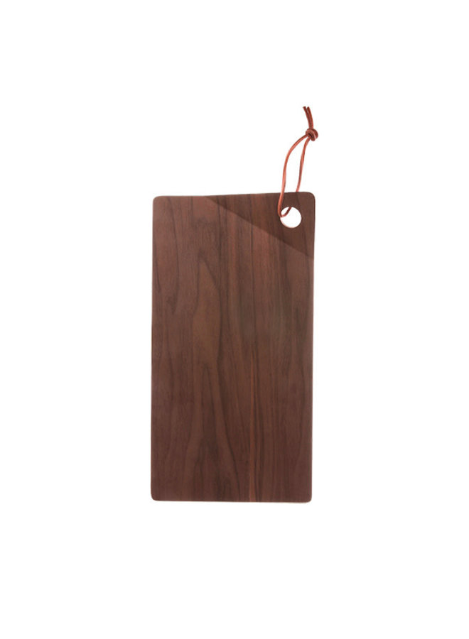 Serving tray walnut