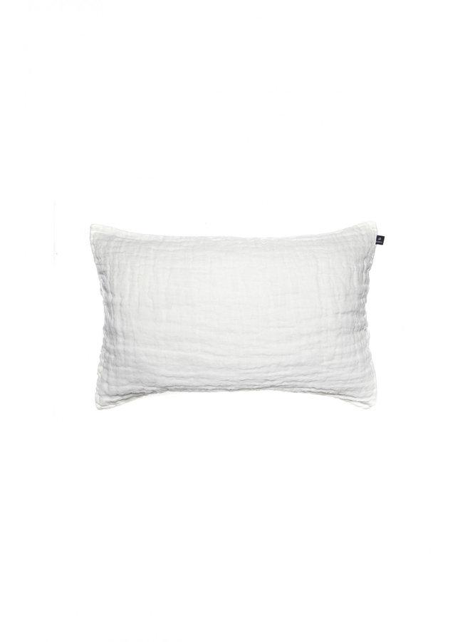 Hannelin cushion  white 50x70
