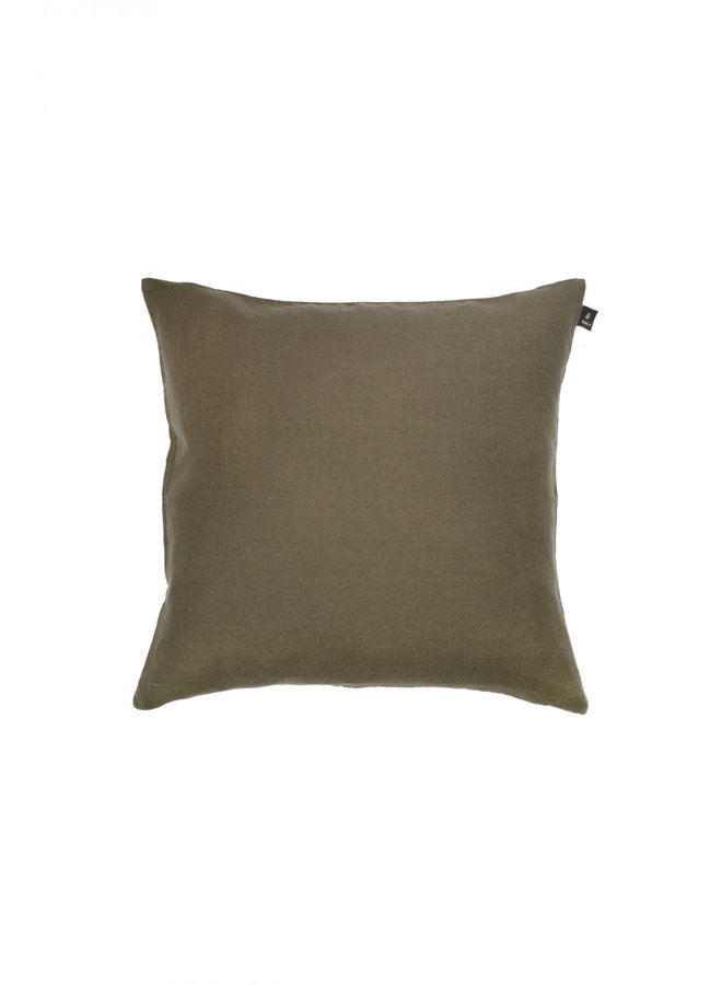 Sunshine cushion khaki 50x50