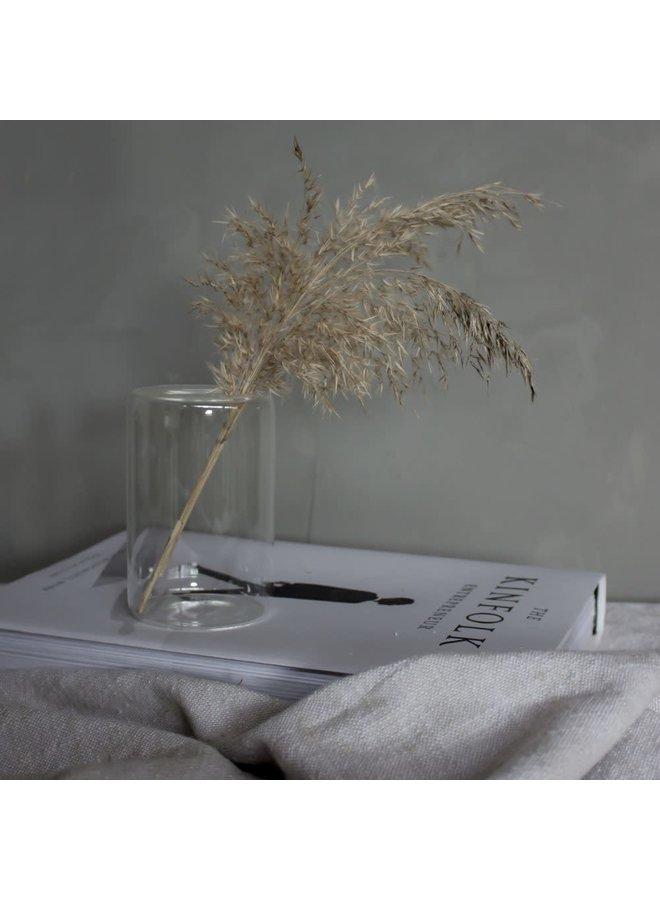 Tenvik Small glass vase