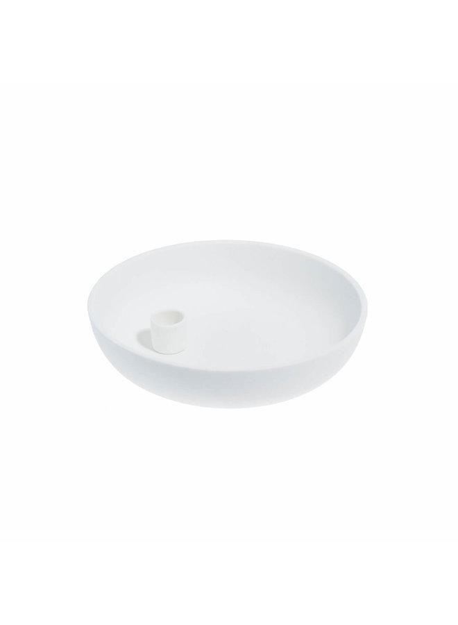 Lidatorp XL white candlestick