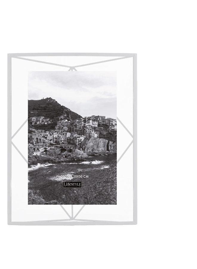 NURI PHOTOFRAME WHITE 20X30 CM