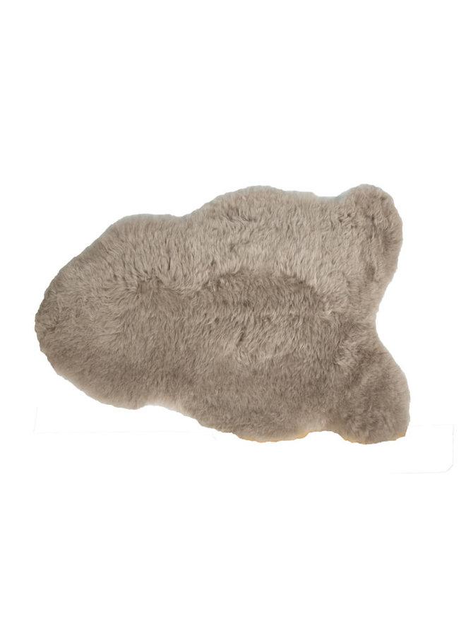 Sheepskin stone