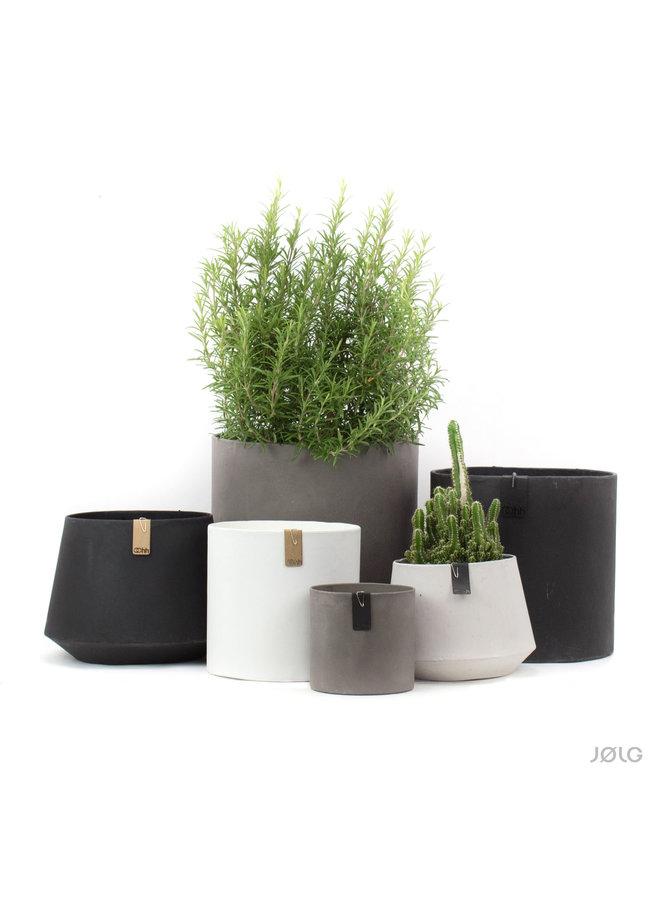 tokyo mini pot grey