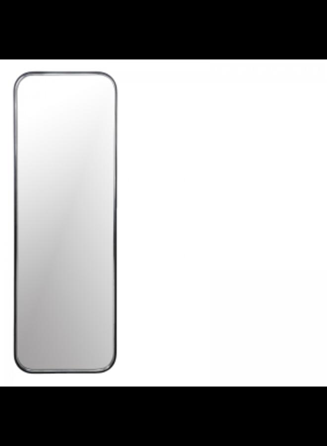 Black full length mirror 180X60 cm