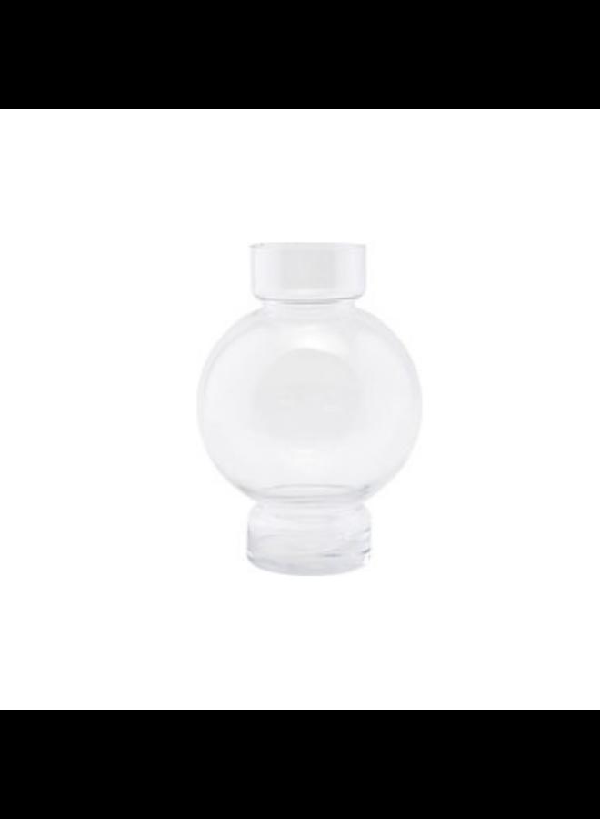 Vase, Bubble, Clear