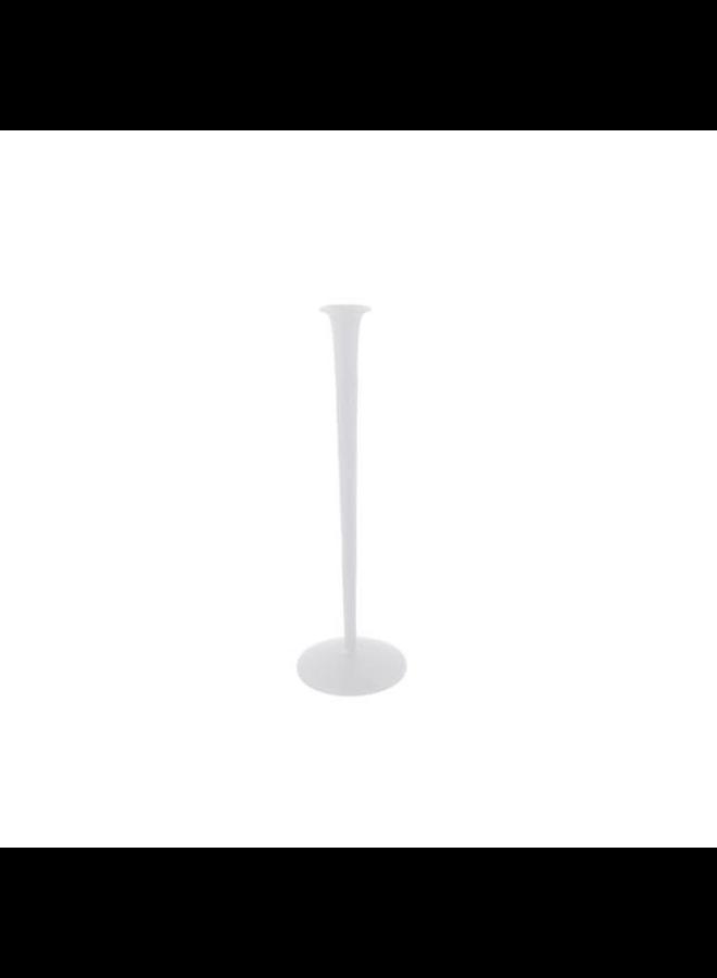 SYDNEY CANDLE HOLDER WHITE M