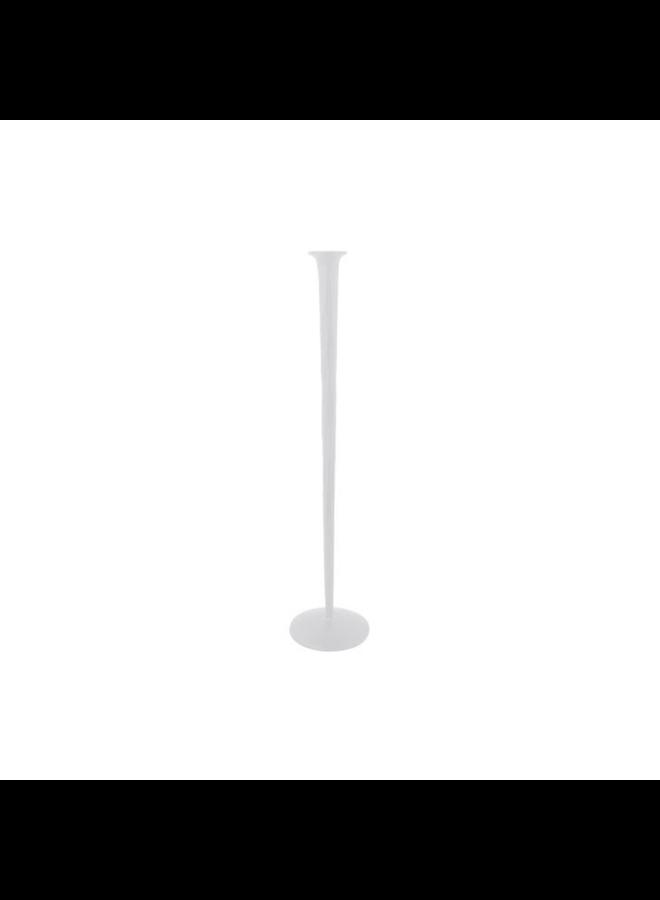 SYDNEY CANDLE HOLDER WHITE L