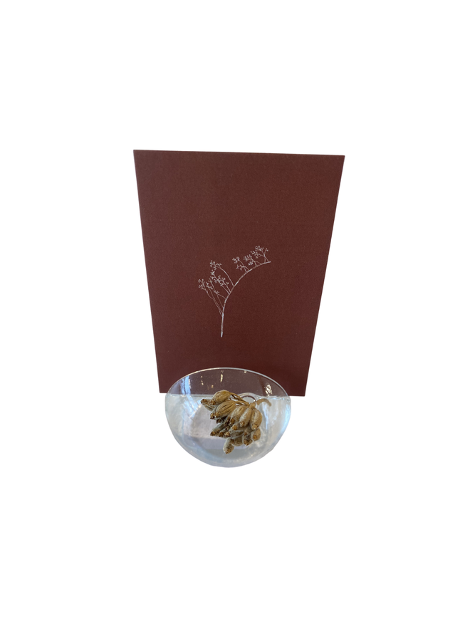 Sörfors Card holder/vase
