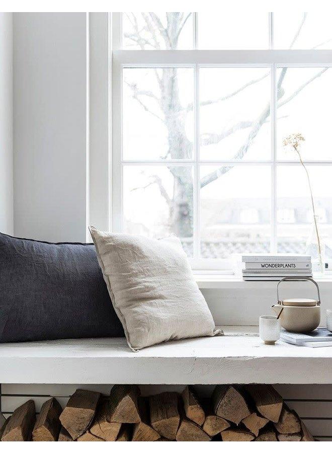 Cushion Linen Natural 50x50cm