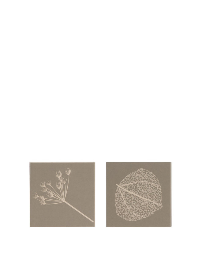 Källa Singel Matchbox with motif of Källa