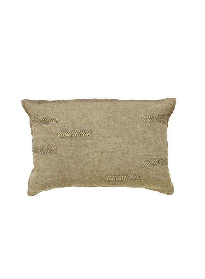 Cushion  Mollie, Camel