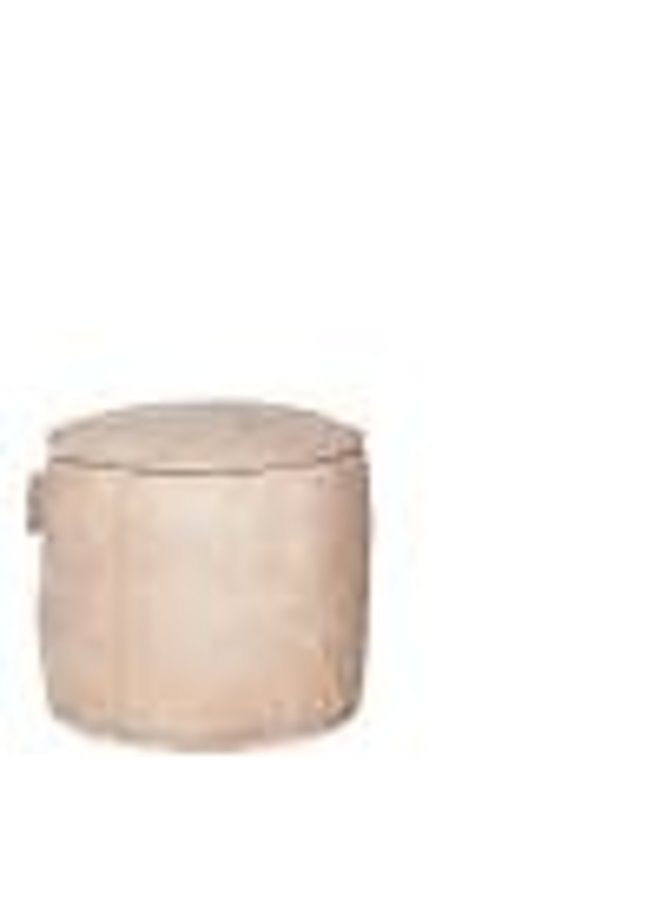 STOOL LOUISIANA LONTRA BROWN