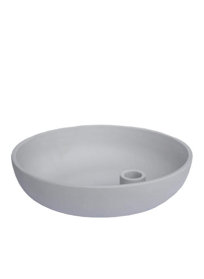 Lidatorp - Candle holder beige XL