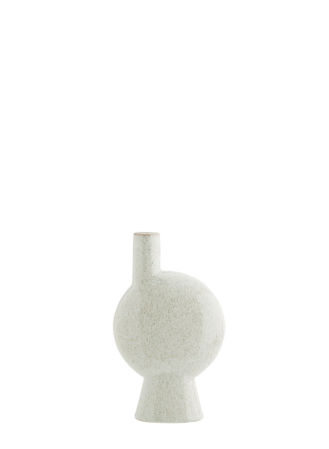 Stoneware vase D:16x27 cm