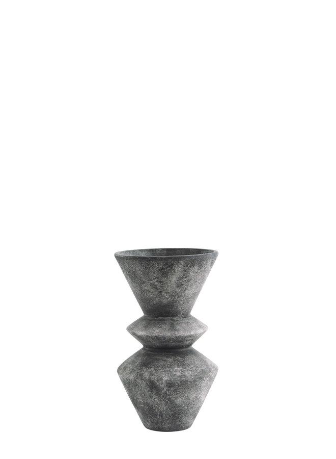 Terracotta vase D:15x25,5 cm