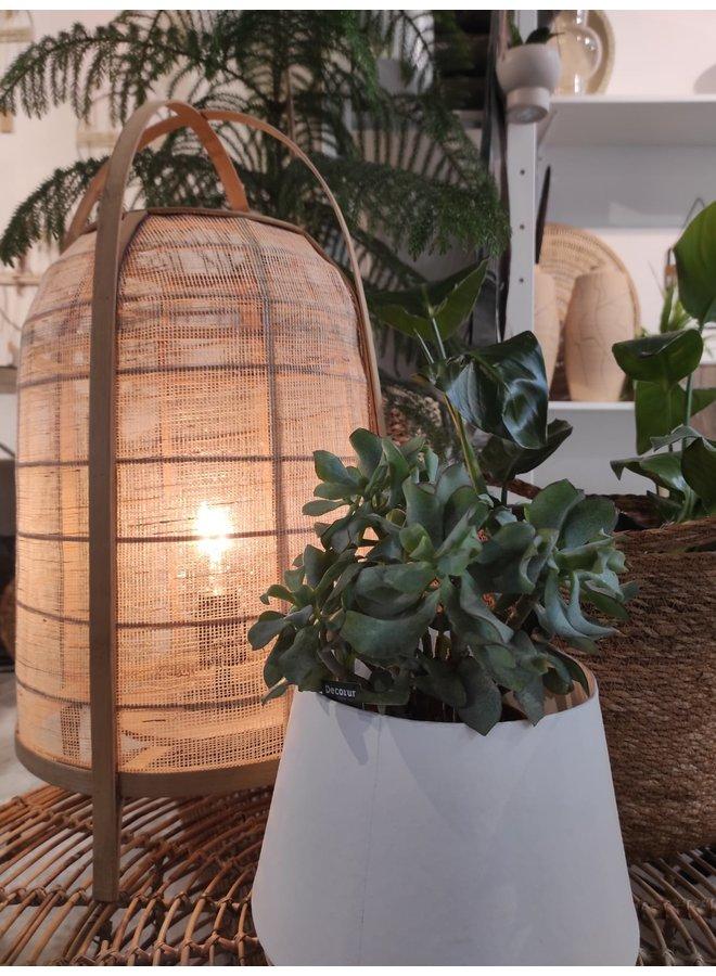 Tafellamp Ø34x60 cm JACINTO naturel