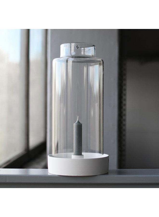 Storm - Glasscylinder with edge