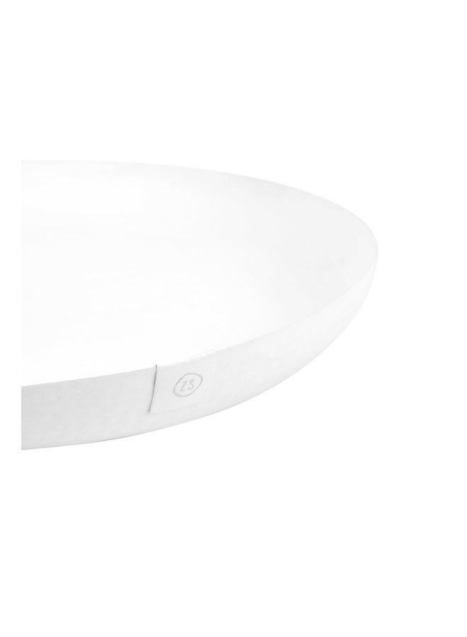 stylingbord metaal 50cm wit