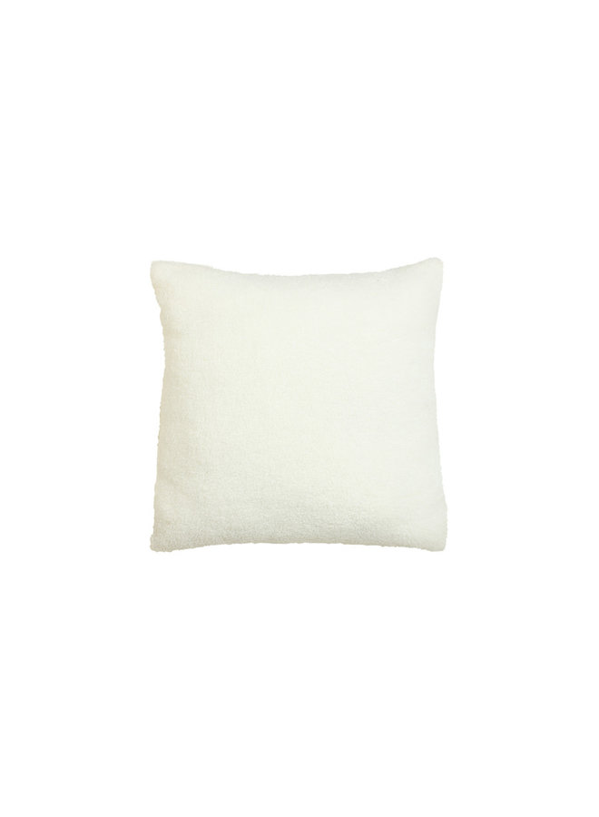 Kussen 45x45 cm TEDDY crème
