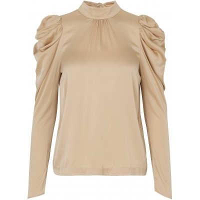Stacy Silk Blouse-1