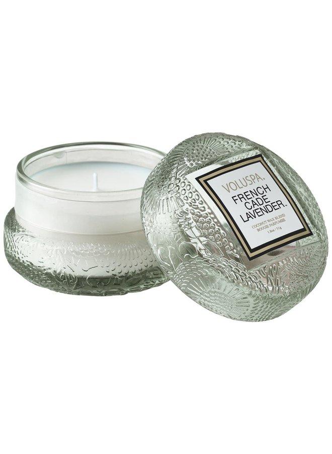 Frech Cade Lavender Macaron Candle