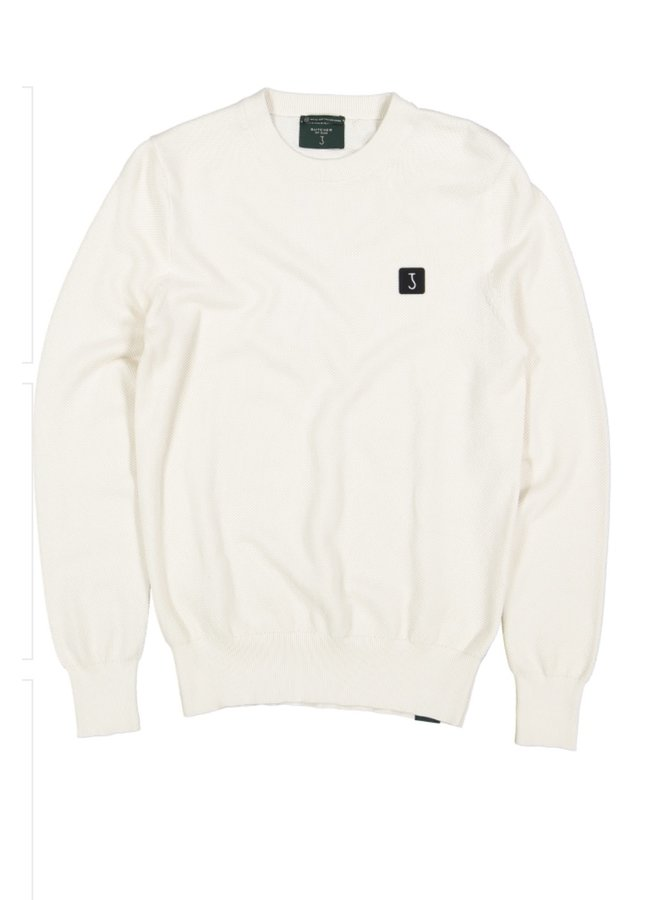 Structure summer crew offwhite