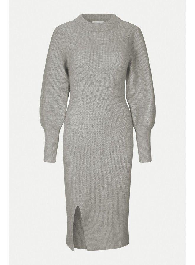 Mika Knit Dress Grey