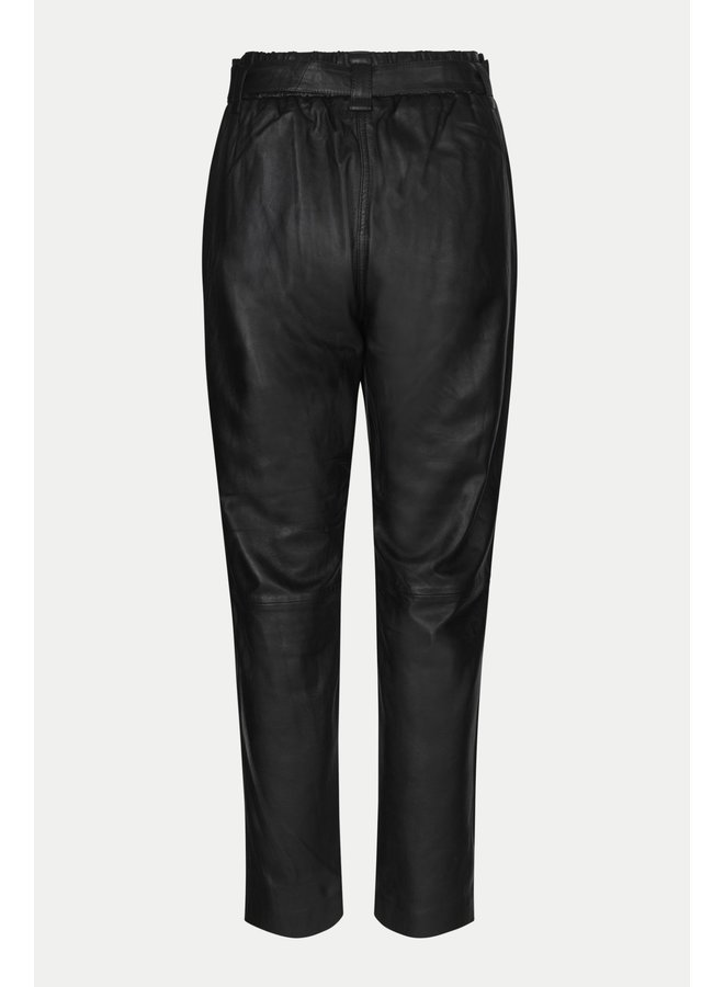 Indie  Leather Trousers