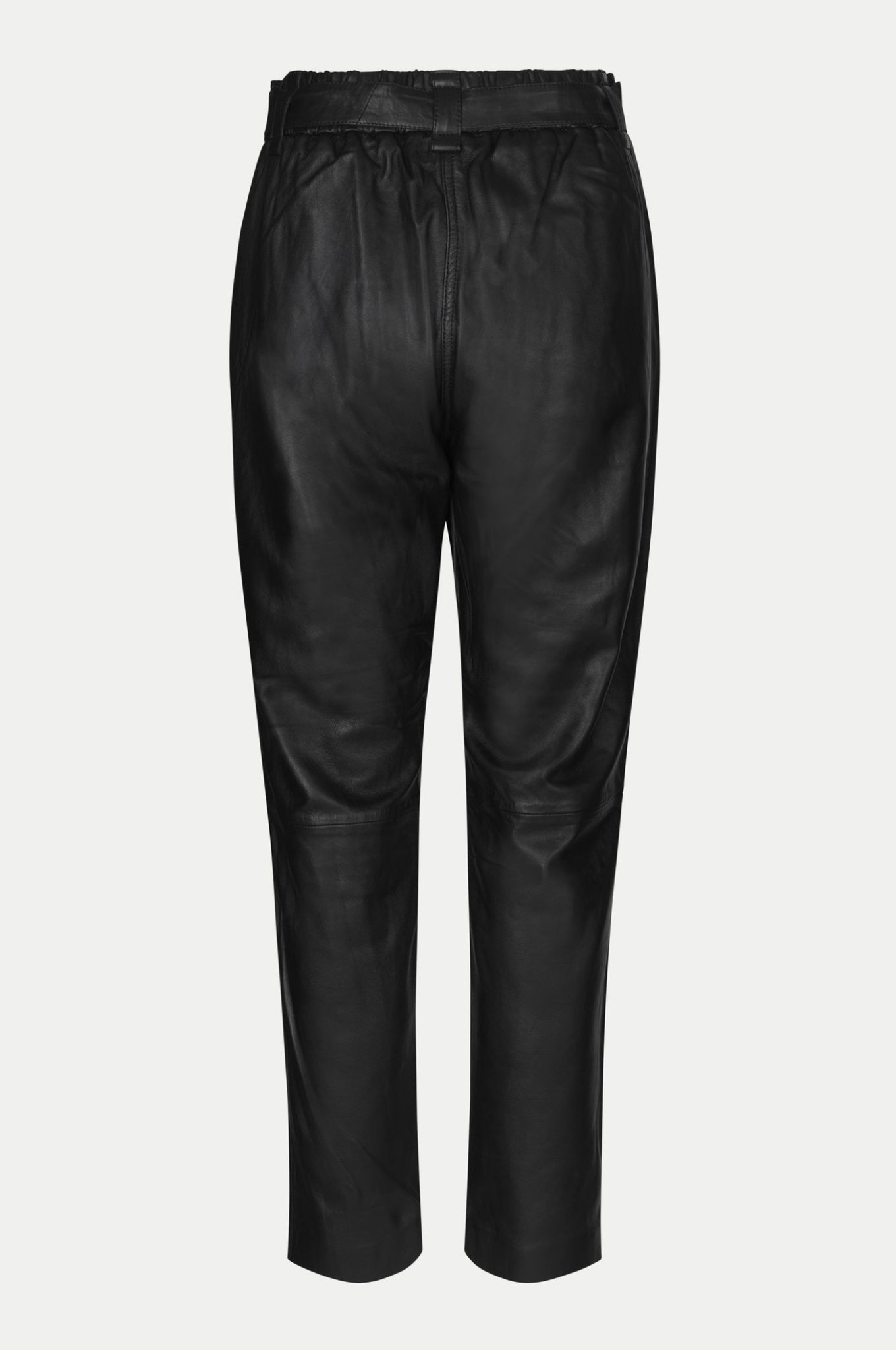 Indie  Leather Trousers-2